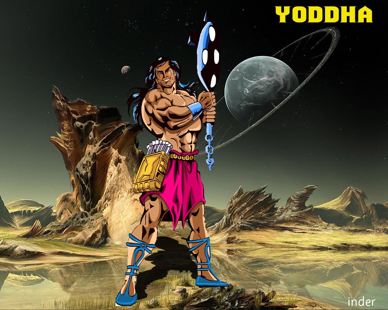 Indian Comic Superheroes whom you Proabably might haven't
