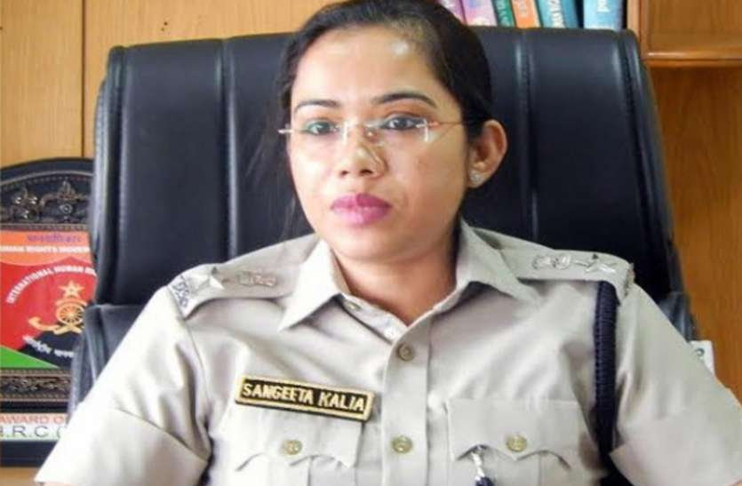 IPS Sangeeta Kalia Wiki, Profile, Husband, Caste and Age •