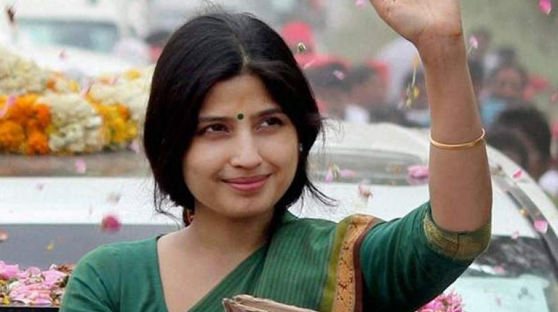 cbc97ea0 Dimple Yadav Caste, Love Story, Father, Sister, Age, Height, Images and More