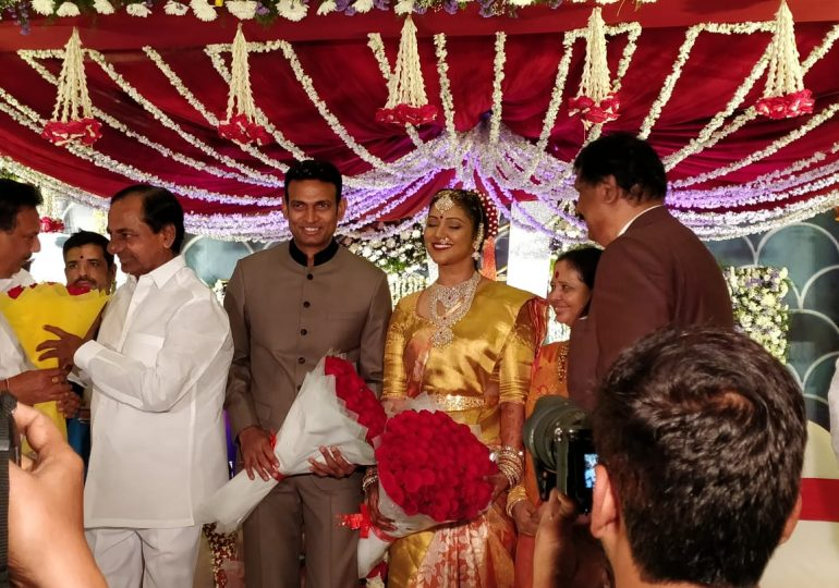 Chandana Deepthi Wedding