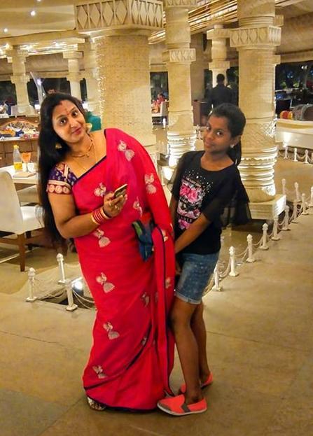 Anupama Swathi Daughter
