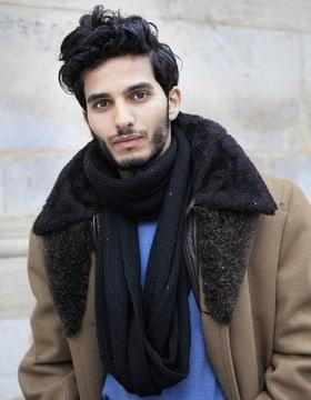 Mehdi Dehbi Girl Friend: