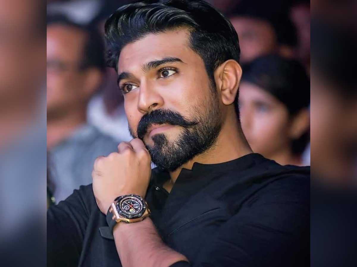 After RRR, Ram Charan Next with Mohan Raja?