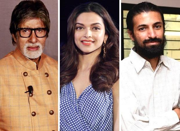 Amitabh Bachchan to be paid more than Deepika Padukone for director Nag Ashwin's Telugu film featuring Prabhas