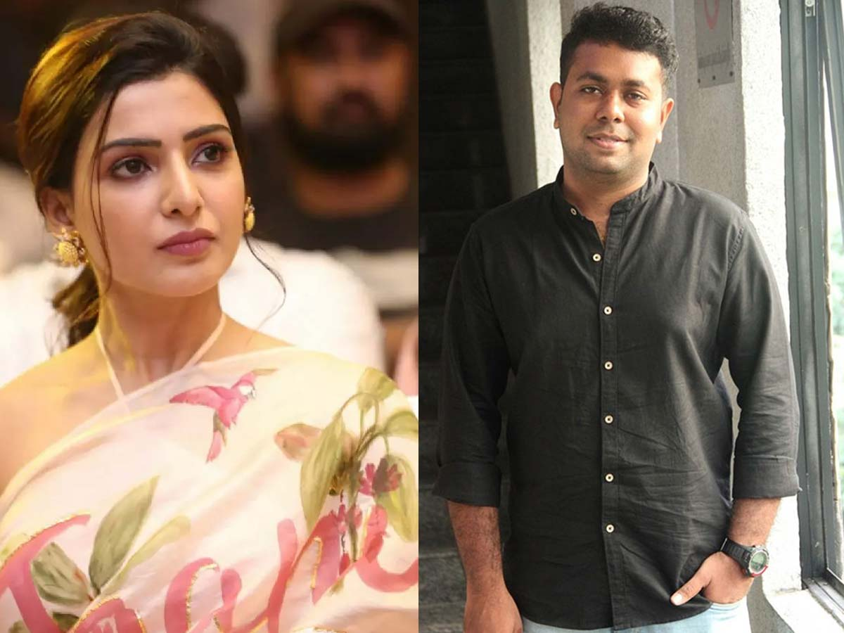 Ashwin Saravanan left with no option! Reason Samantha Akkineni