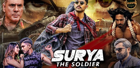 Surya The Brave Soldier