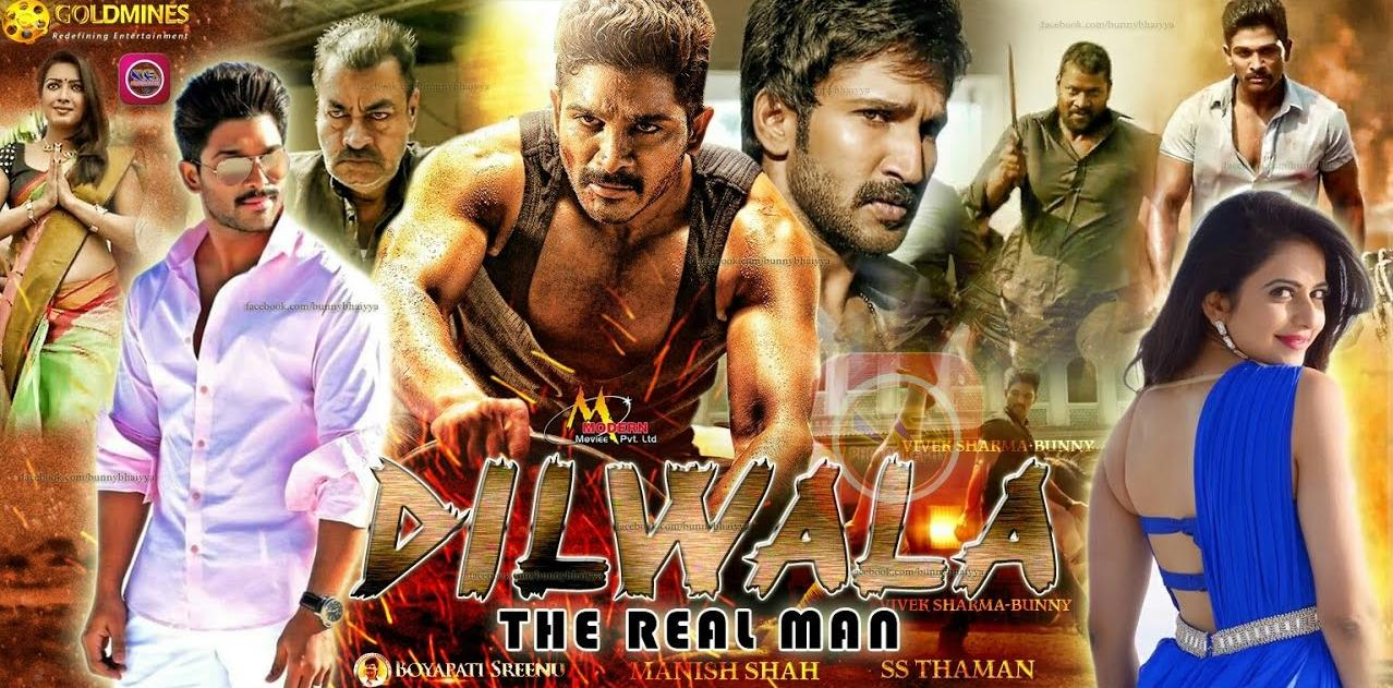 Dilwala The Real Man