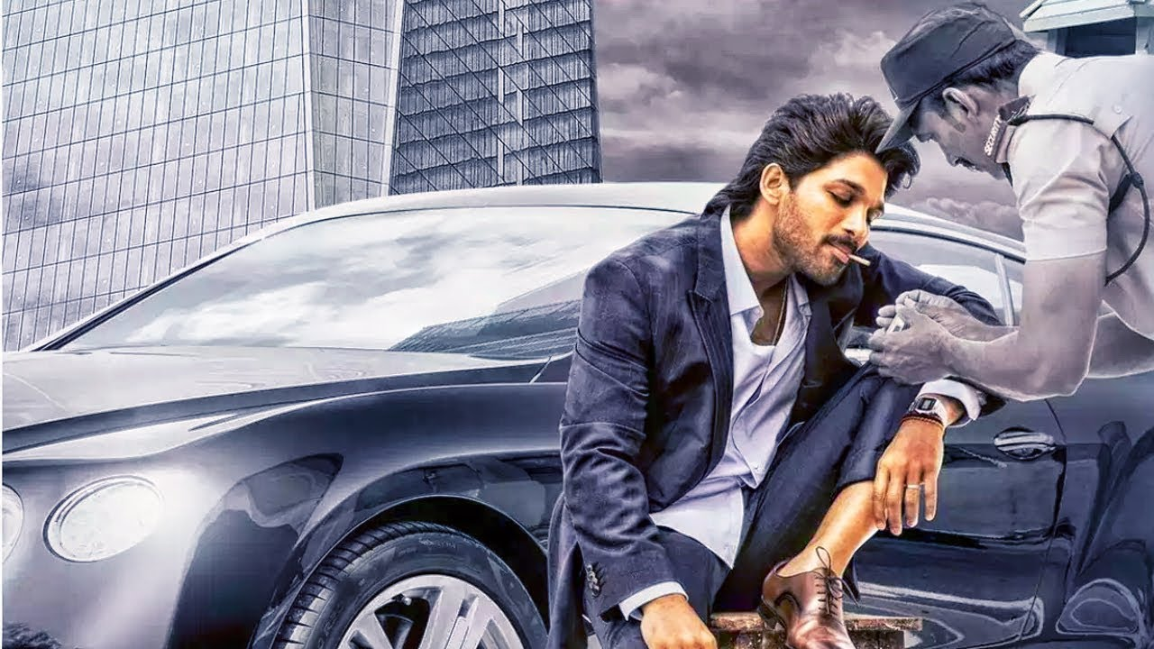 List of Allu Arjun Movies Dubbed in Hindi